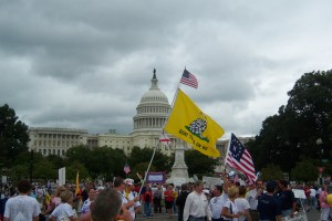 9/12/09 Tea Party, DC -- by CantWinThisGame