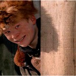 Scut Farkus! What a rotten name! We were trapped. There he stood, between us and the alley. Scut Farkus staring out at us with his yellow eyes. He had yellow eyes! So, help me, God! Yellow eyes!